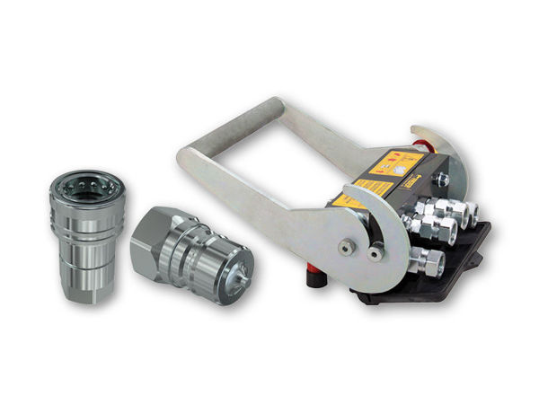 Picture for category Quick Release/Multi Faster Couplings