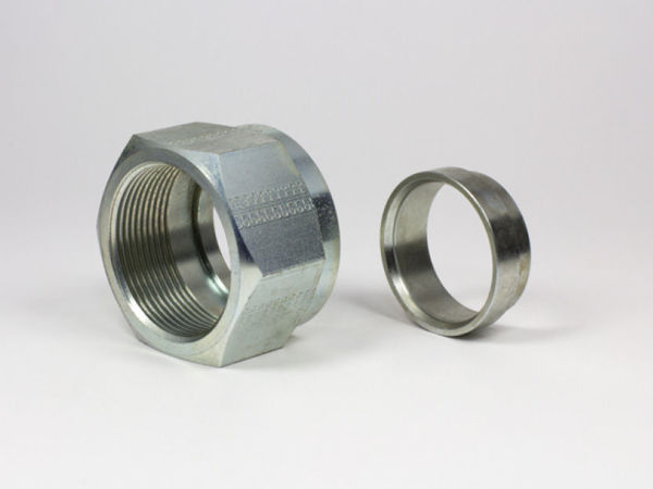Picture for category Tube Nuts and Sleeves