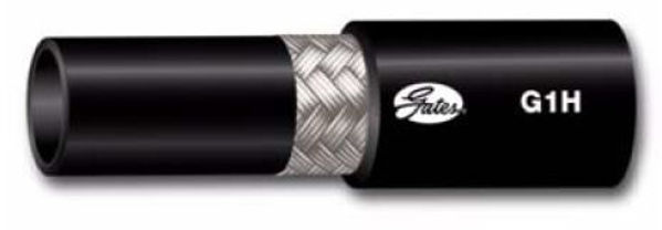 Picture of G1H - Gates Wire Braid High Temp