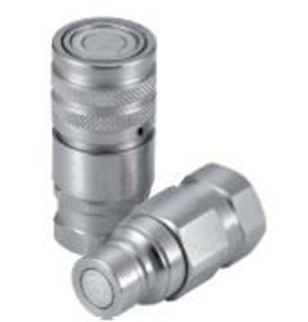 Picture of 3FFH - Flat Face Coupling Connect Under Pressure