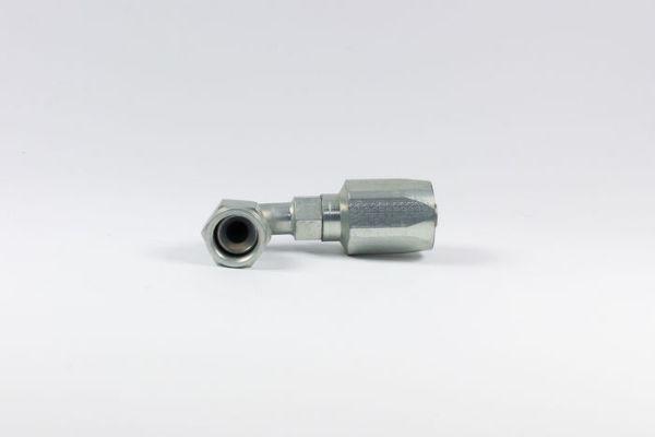 Picture of C5-RFJX90 - 90° Tube Female JIC Swivel C5C, C5CXH, C5D, C5M