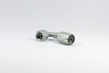 Picture of C5-RFSX90 - 90° Tube Female SAE Swivel C5C, C5CXH, C5D, C5M