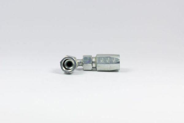 Picture of C5E-RFJSX90- 90° Tube Female JIC/SAE Dual Seat Swivel C5E