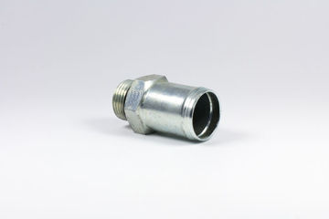 Picture of C5- Clamp-On Hosetail M/M SAE O-Ring Boss x Tail