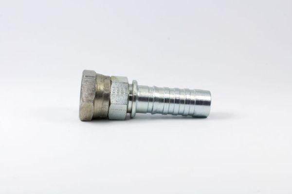 Picture of SFDKL - Straight Female DIN Light 24°/60° Cone Swivel
