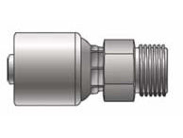 Picture of MegaCrimp - Straight  Male DIN Light