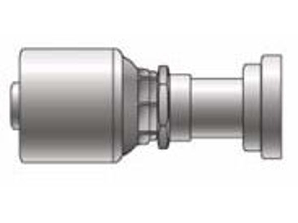Picture of MegaCrimp - Straight SAE O-Ring Flange Code 61