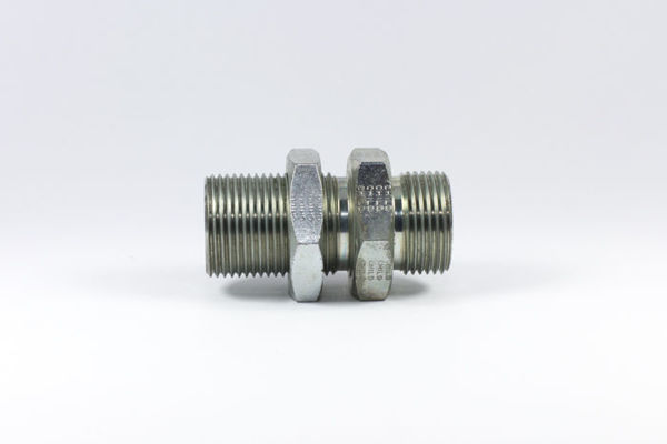 Picture of CP6- M/M BSPP x BSPP Bulkhead