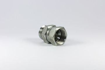 Picture of C26- M/F SAE O-Ring Boss x JIC