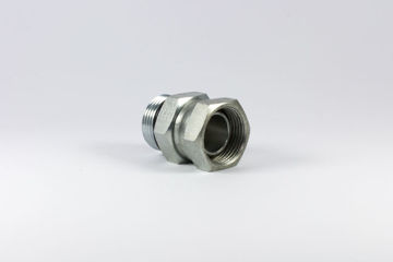 Picture of CB26- M/F SAE O-Ring Boss x BSPP