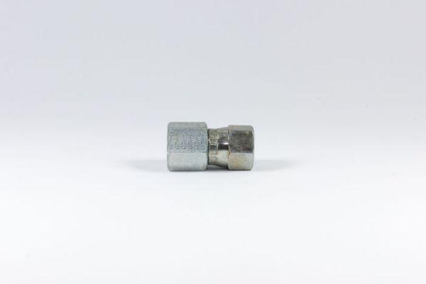 Picture of CP28- F/F BSPP x JIC Adaptor Gauge