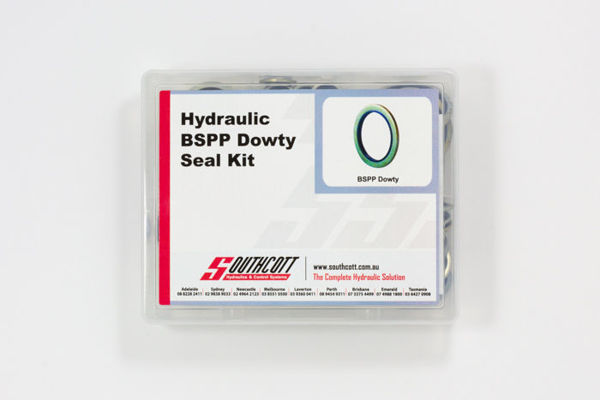 Picture of SORKIT-DP- O'Ring Kit suit Bonded BSPP Seals
