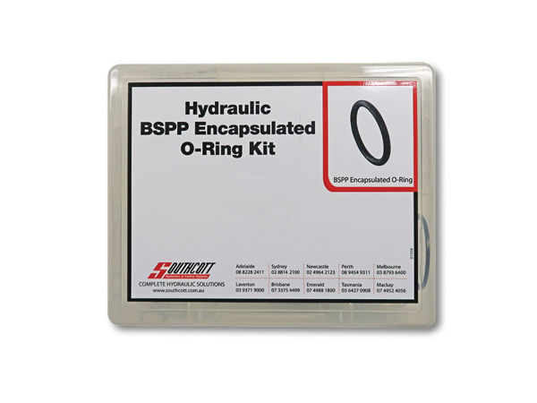 Picture of SORKIT-EP- O-Ring Kit suit Encapsulated BSPP Seals