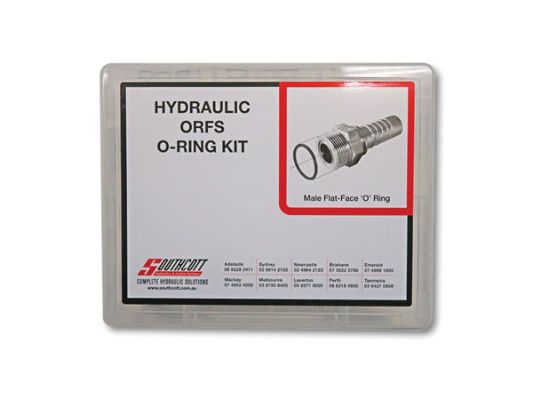 Picture of SORKIT-ORFS- O-Ring Kit suit ORFS Seals