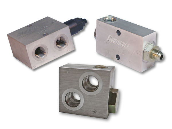 Picture for category InLine Mount Valves