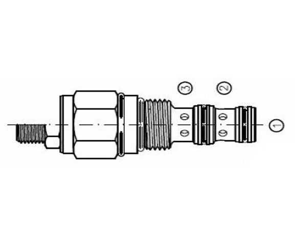 Picture for category Oil Pilot Directional Control Valves