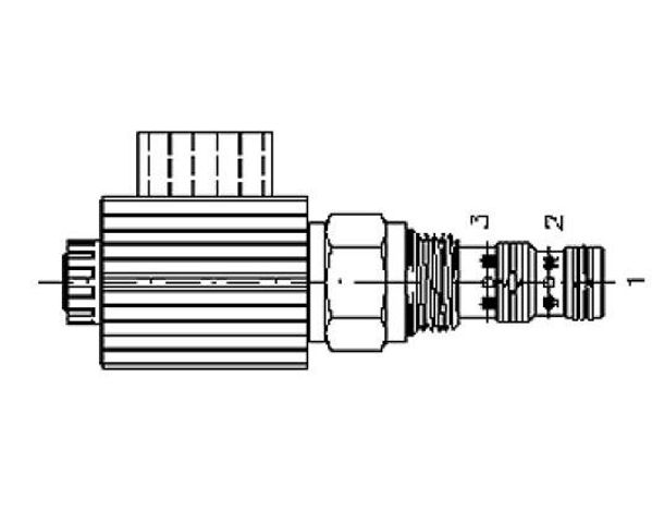 Picture for category Solenoid Directional Control Valves