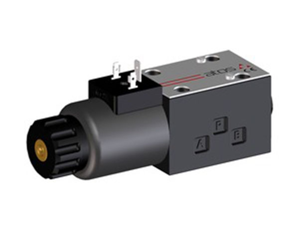 Picture of DHE06 - 2 Position Solenoid Directional Control Valve