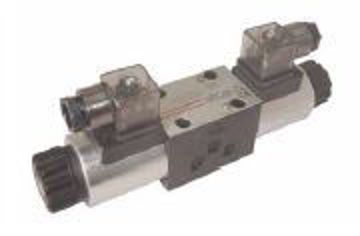 Picture of DHE07 - 3 Position Solenoid Directional Control Valve