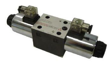 Picture of DKE17 - 3 Position Solenoid Directional Control Valve