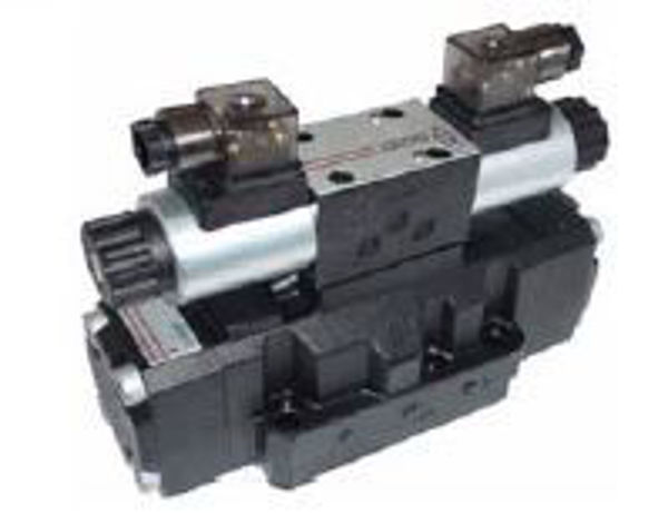 Picture of DPHE27 - 3 Position Solenoid Directional Control Valve