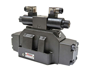 Picture of SFH043C - 3 Position Solenoid Directional Control Valve