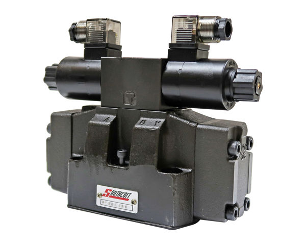 Picture of SFH063C - 3 Position Solenoid Directional Control Valve