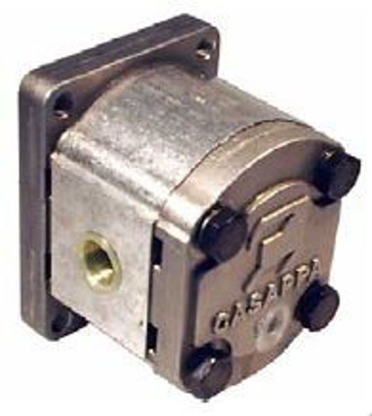 Picture of Gear Motor - Group 2 Euro Mount for BSPP ports