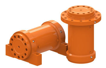 Picture of L30- Rotary Actuator Foot Mount