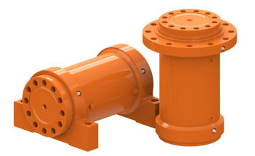 Picture of L30 - Rotary Actuator Flange Mount