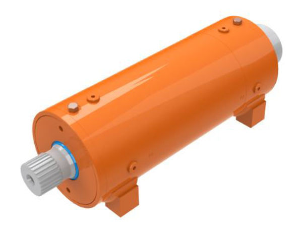 Picture of T20 - Rotary Actuator Shaft Output