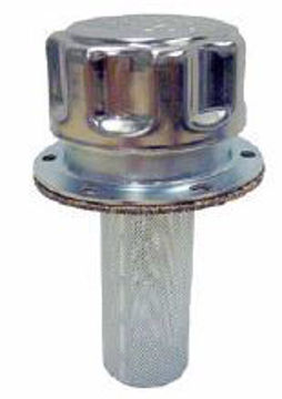 Picture of Filler Breather Caps (Chrome Plated)