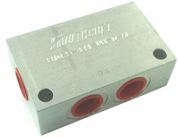 Picture of Line Mount Dual Load Hold Valve Bodies