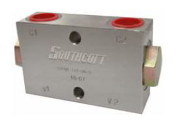 Picture of SPNR - Single and Double Lock Valve