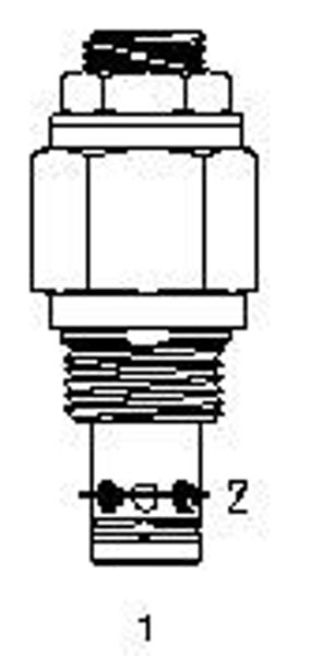 Picture of FCVL - Flow Control Valve With/Without Reverse Flow Check