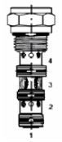 Picture of FDCV - Flow Divider/Combiner Valve, Spool Type