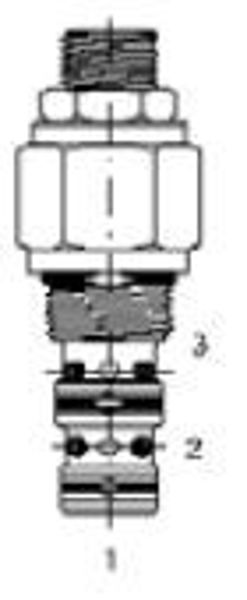 Picture of PS - Pressure Sequence Valve