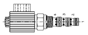 Picture of EMDV (4/2) - 4-Way 2-Position Solenoid Directional Valves