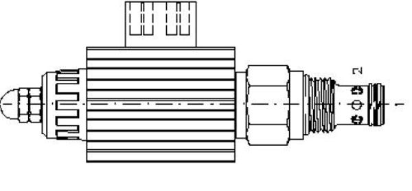 Picture of ERV - Proportional Pressure Relief Valve