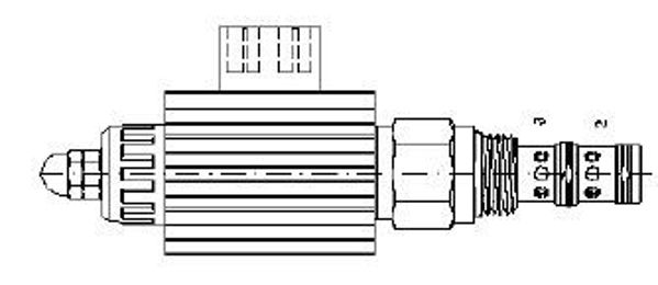 Picture of EPRS - Proportional Pressure Reducing/Relief Valve