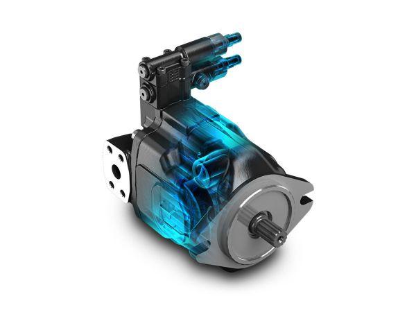 Picture of LVP48 - Industrial Piston Pump