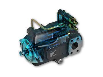 Picture of LVP90 - Industrial Piston Pump