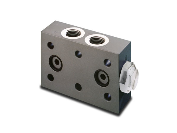 Picture of VBPSF - Single Pilot Operated Check Valve Manifold Mount Series