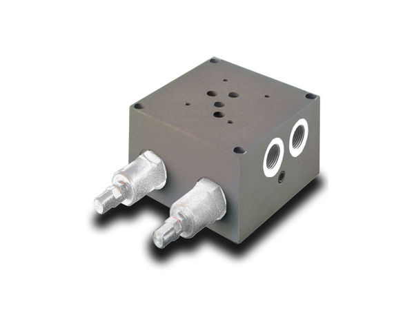 Picture of VEP/FL - High-Low Unloading Valve - CETOP Mount Series