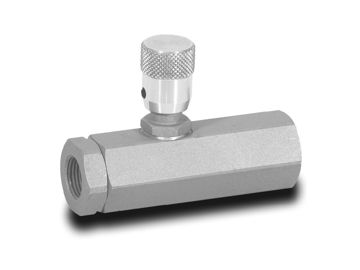 Picture of VPR/2/RL/EX - Pressure Compensated Flow Control with Reverse Free Flow In-Line Valve Series