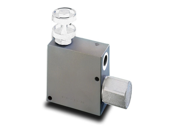 Picture of VPR/3/ET - Pressure Compensated Flow Control In-Line Valve Series