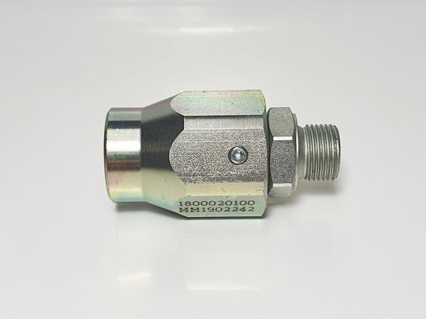 Picture of GGIL - Rotary Coupling Inline