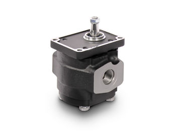 Picture of Gear Pump - Group 2  Euro Mount with Threaded Ports