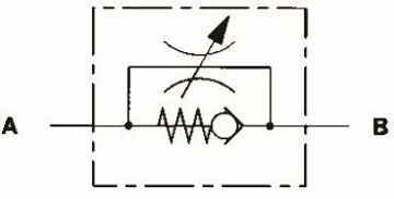 Picture of VSRU - Flow Control Valve
