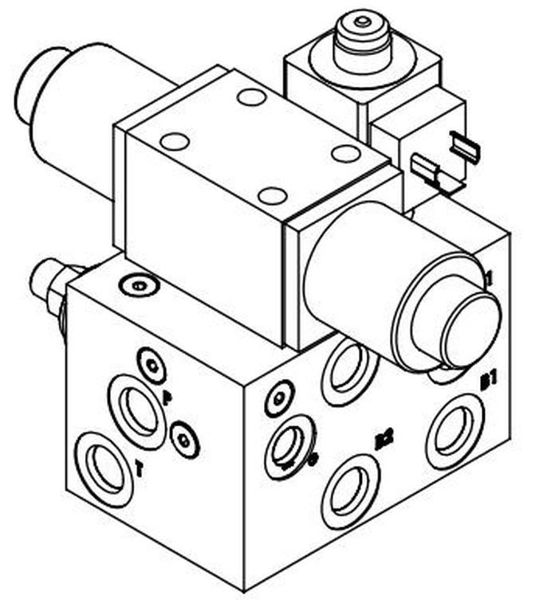Picture of PTQH-0711 Series Quick Hitch